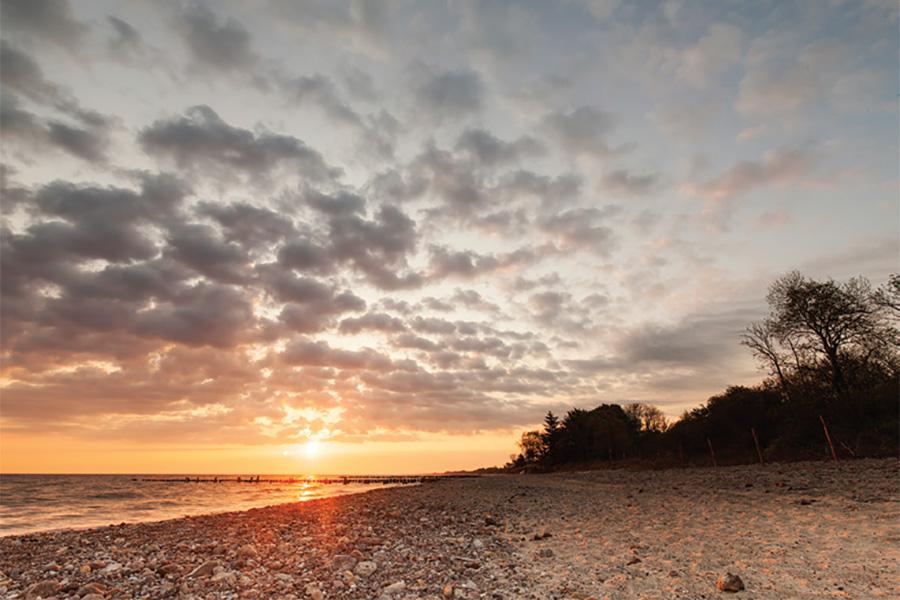 Die Schönheit der Ostsee